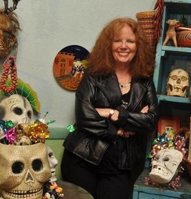 "Lesley Pratt Bannatyne is author of ""Halloween Nation: Behind the Scenes of America's Fright Night."""