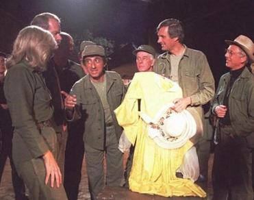 "The 1983 finale of ""M*A*S*H"" was the most-watched series episode ever."