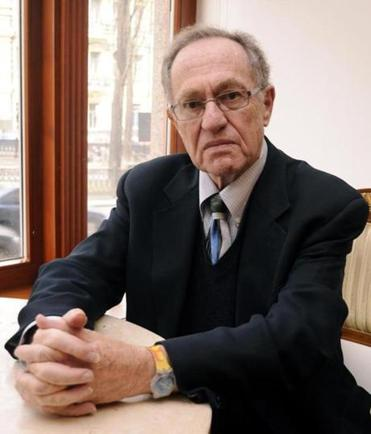 Alan Dershowitz may return to Harvard Law to teach some courses.