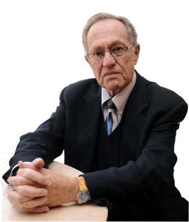 Alan Dershowitz is a noted defense attorney and Harvard law professor.