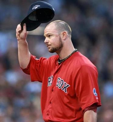 Jon Lester was brilliant, fanning seven as the Red Sox took Game 1 of the ALDS.