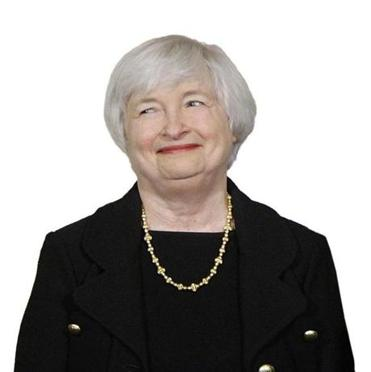 Janet Yellen is currently vice chairwoman of the Federal Reserve.