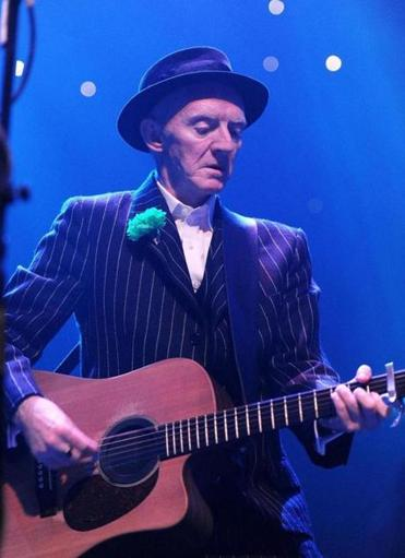 Mr. Chevron wrote several Pogues songs, including ''Thousands Are Sailing.''