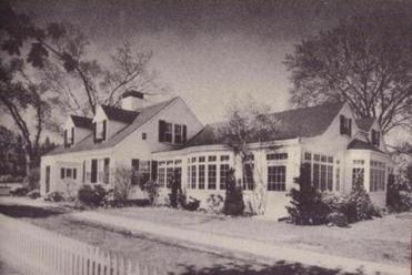 Ruth Wakefield created the first chocolate chip cookie at the Toll House Restaurant in Whitman in 1938.