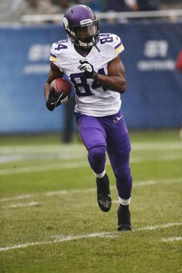 CORDARRELLE PATTERSON: NFL leader in kickoff return average