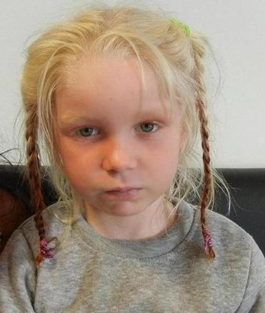 The 4-year-old girl allegedly was snatched from her parents by a couple living in Greece.