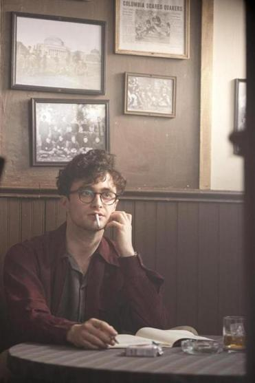 "Daniel Radcliffe plays Allen Ginsberg in ""Kill Your Darlings,"" John Krokidas's film about the Beat generation."