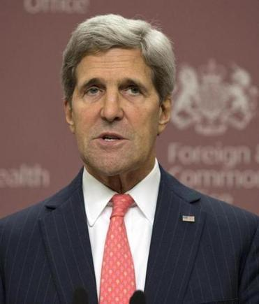 John Kerry is on a visit to Europe focused on Middle East diplomacy, most notably US efforts toward a peace conference on the Syrian conflict.