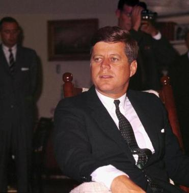 "A new book, ""JFK, Conservative,"" reassesses the political policies of President John F. Kennedy."