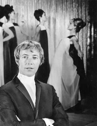 "Noel Harrison appeared on ""Model of the Year Pageant."""