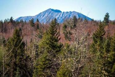 Critics have problems with the logic that Quimby's land would be worthy of a National Park simply because it provides kodak moments of Mount Katahdin.
