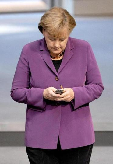 Representative Mike Rogers said reports of the monitoring of Angela Merkel's phone calls were incomplete and misleading.