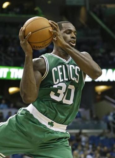 Brandon Bass is cemented in the starting lineup, averaging 12.3 points, 4.8 rebounds, and a career-best 1.8 assists.