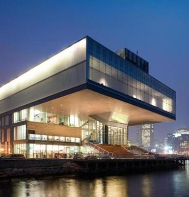 The first significant change to Boston's floop maps in decades would affect the Institute of Contemporary Art, which moved to this building in the Seaport District in 2006.