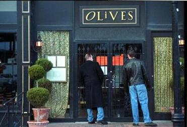 Olives in Charlestown is now closed for good.