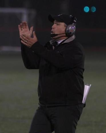 Plymouth South head coach Scott Fry says the hook-and-ladder has a special meaning for his football program.