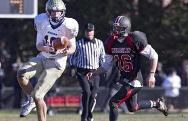Rhode Island High School Thanksgiving Football Scores