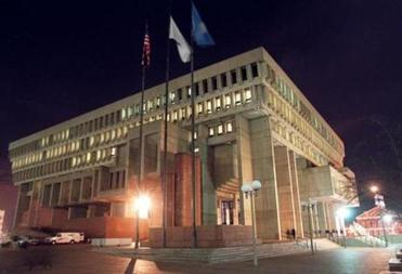 Boston's City Hall