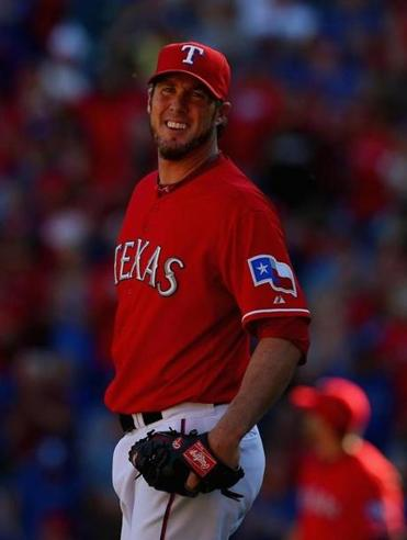 Joe Nathan had 43 saves last season for Texas.