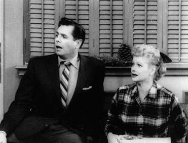 """The I Love Lucy Christmas Special."""