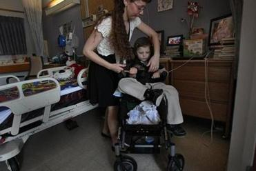 """The fact that Children's has so much power that they can get us in trouble with a totally different hospital across the city is appalling,"" said Jessica Hiliard, whose son Gabriel is being treated for mitochondrial disease at Tufts."