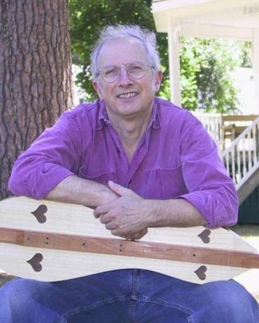Jeremy Seeger, nephew of the famous folk legend Pete Seeger, will teach a course about playing the dulcimer through Newton Community Education.