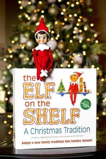 Is Elf On The Shelf Preparing Your Child To Live In A