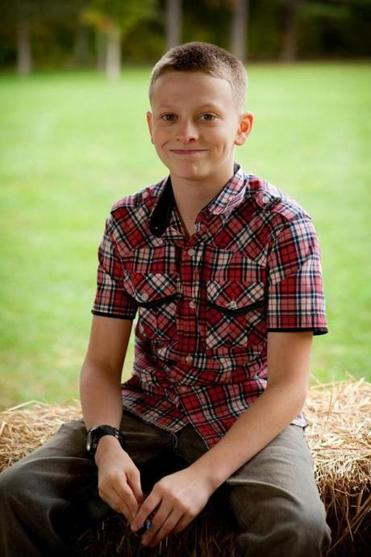 Sunday's Child is Brandon, 12 - The Boston Globe