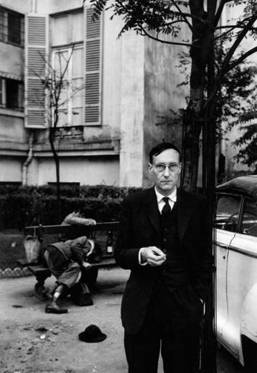 William S. Burroughs.