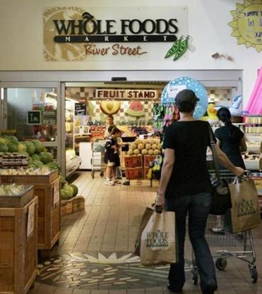 Whole Foods faces tougher competition as mainstream players such as Kroger roll out more organic products.