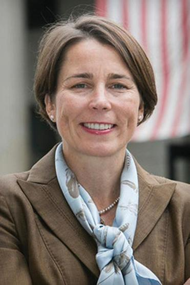 Maura Healey is running for Mass. attorney general.