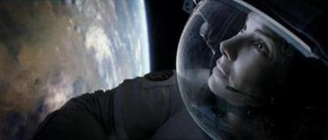 "SANDRA BULLOCK in ""Gravity"" deals with a tragic variation on the maternal force."