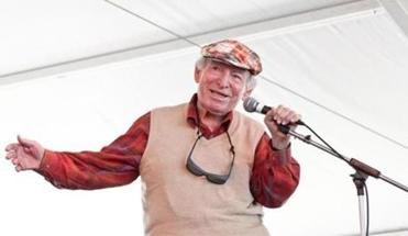 George Wein is the longtime producer of the Newport Jazz Festival.