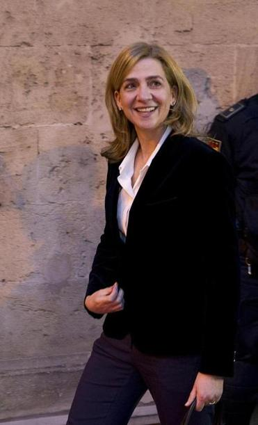 Princess Cristina testified for nearly seven hours in closed-door session.