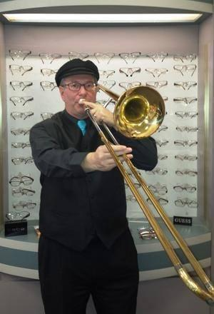 Dana Cohen plays trombone with the Cape Ann Big Band and is on the board of the symphony.