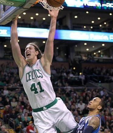Kelly Olynyk struggled against the Mavericks, scoring 6 points on 2-of-7 shooting off the bench.