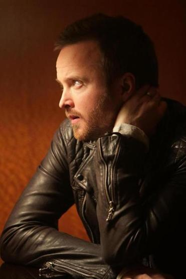 """I definitely wanted something lighter,"" Aaron Paul says."