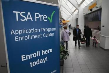 The TSA will open three PreCheck application sites in Eastern Massachusetts.