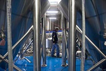 Bear Republic Brewing (above), which produces 75,000 barrels of beer a year, began testing Cambrian's technology two months ago. The brewery uses 3.5 barrels of water to produce one barrel of beer; the industry average is five or six to one.