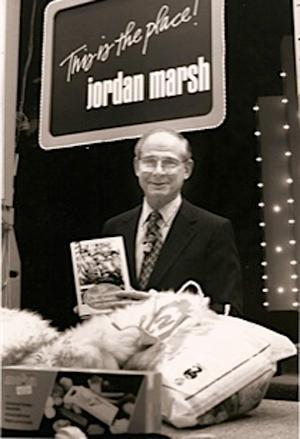 Elliot Stone was chief executive at Jordan Marsh from 1979 to 1988.