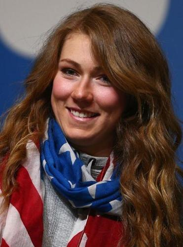 """It's just a fact. We come to the Olympics to win,"" said Mikaela Shiffrin, recalling her gold medal in the slalom."
