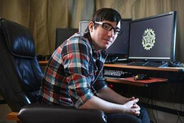 Videos of his gaming exploits have had 97 million views on YouTube and provided Steve Sarge with a steady income.