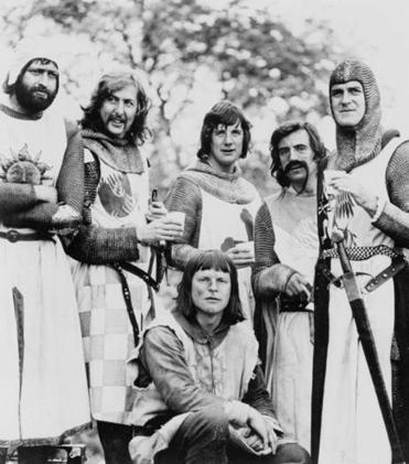 """Monty Python and the Holy Grail."""