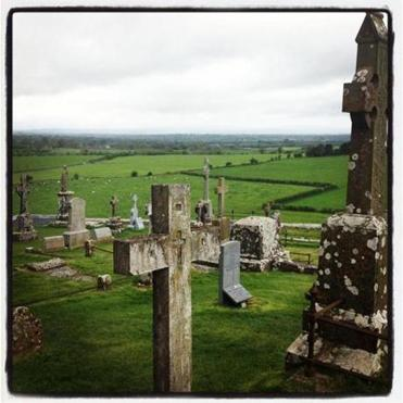 The Rock of Cashel historic site in Tipperary.