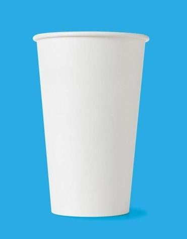 Few foam cups get recycled.