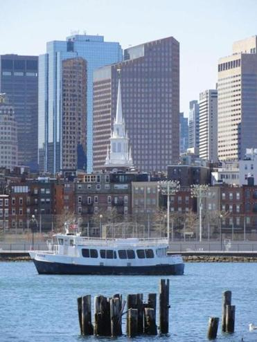 Ferry service will return on summer weekends connecting Hingham and Hull with Logan Airport and Boston Harbor.