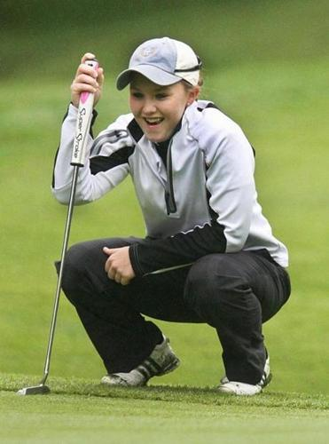 Barnstable  Shaye Macurdy's carded a 76 to win the MIAA South sectional and had a top-15 finish at the state final.