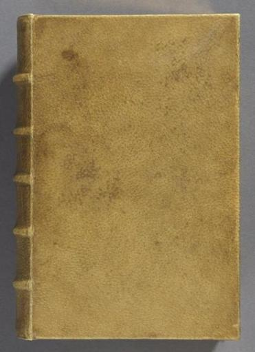 "The book, which dates from the 1880s in France, is Arsene Houssaye's ""Des destinees de l'ame."""