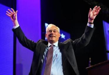 Don Berwick won 22.1 percent of the vote.