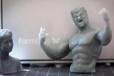 Danger!Awesome can create figurines crafted in a 3-D printer.